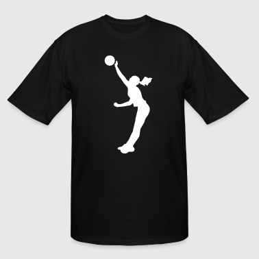 Volleyball Gildan - Men's Tall T-Shirt
