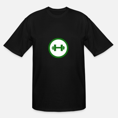 Windy City Green Lifters Corps - Men's Tall T-Shirt
