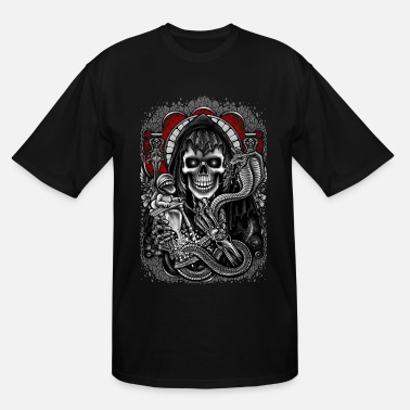 Angels And Demons Winya No. 54 - Men's Tall T-Shirt