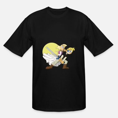 Pilgrim The legend of pilgrim - Men's Tall T-Shirt