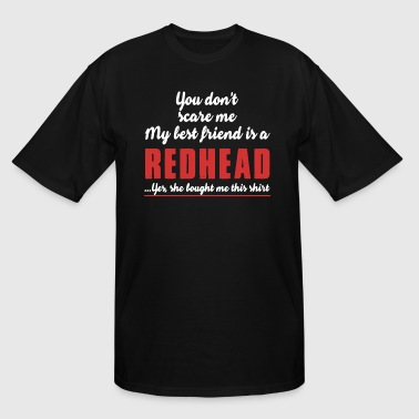 Redhead Shirt - Men's Tall T-Shirt