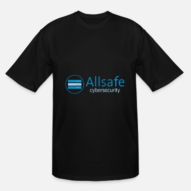 Cybersecurity Allsafe CyberSecurity - Men's Tall T-Shirt