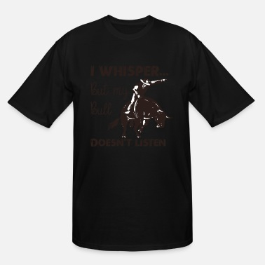 Bull-riders Bull | Bull Rider - Men's Tall T-Shirt