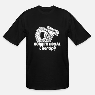 Occupation Occupational Therapy - Men's Tall T-Shirt