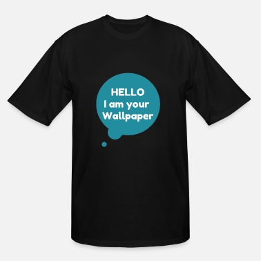 Wallpaper Wallpaper - Men's Tall T-Shirt