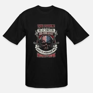2nd Amendment 2nd Amendment - Men's Tall T-Shirt