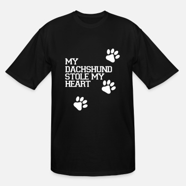 My Dachshund My Dachshund - Men's Tall T-Shirt