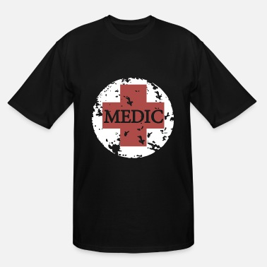 Emergency Medic Medic Emergency Medical Services EMT - Men's Tall T-Shirt