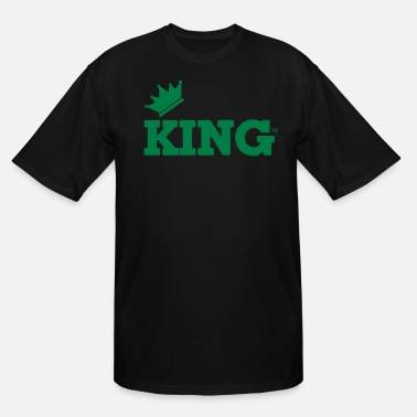 King Of Nothing KING - Men's Tall T-Shirt