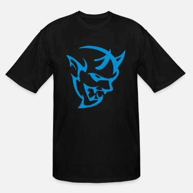 Demon DODGE DEMON - Men's Tall T-Shirt