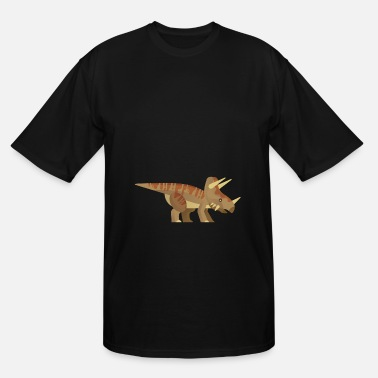 Triceratops Triceratops - Men's Tall T-Shirt