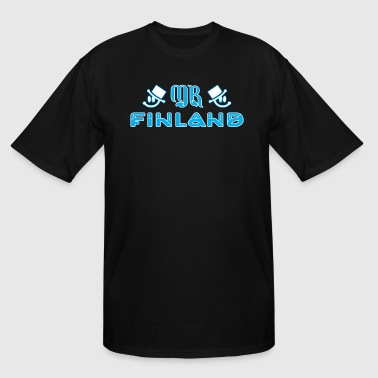 Finland Girls Mr Finland - Men's Tall T-Shirt