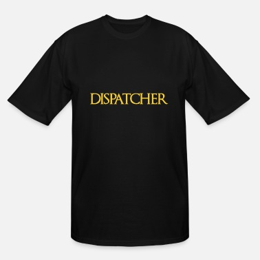 Hero dispatcher jesus t shirts - Men's Tall T-Shirt
