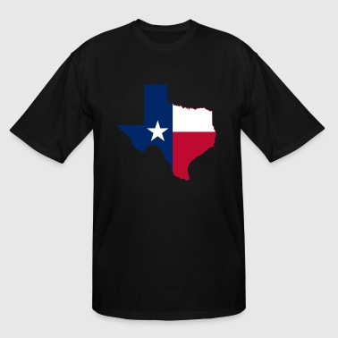 The Lone Star State The Lone Star State - Men's Tall T-Shirt