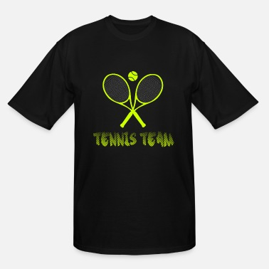 Team Tennis Tennis team - Men's Tall T-Shirt