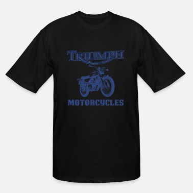 Motorcycle Triumph Triumph - Triumph motorcycles t-shirt - Men's Tall T-Shirt