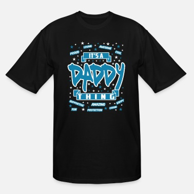 Daddy Wife Daddy - Men's Tall T-Shirt