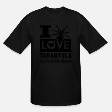 Love Tarantulas I Love Tarantula Shirt - Men's Tall T-Shirt