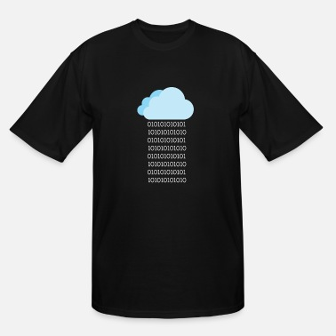 Cloud Computing PROGRAMMER33 - Men's Tall T-Shirt