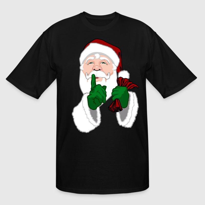 Santa Shirts Classic Santa Clause Gifts - Men's Tall T-Shirt