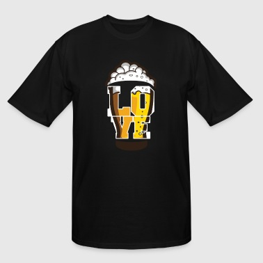 Beer - Men's Tall T-Shirt