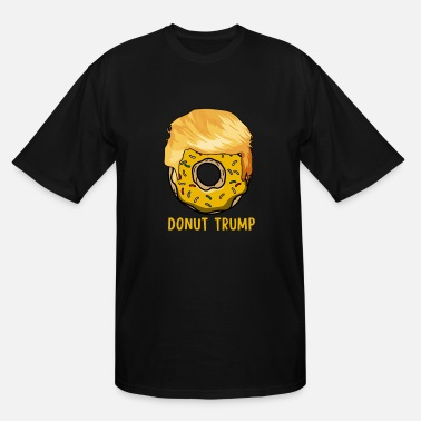 Donut Trump Donut Trump - Men's Tall T-Shirt