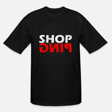 Shopping shopping - Men's Tall T-Shirt