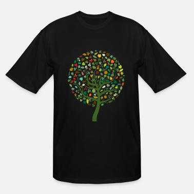 Nature Nature - Men's Tall T-Shirt
