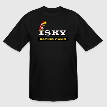 Isky Racing Cams logo from 1964. - Men's Tall T-Shirt