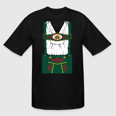 OKTOBERFEST LEDERHOSEN - Men's Tall T-Shirt