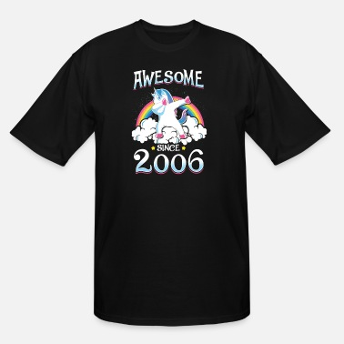 Awesome Since Awesome Since 2006 - Men's Tall T-Shirt