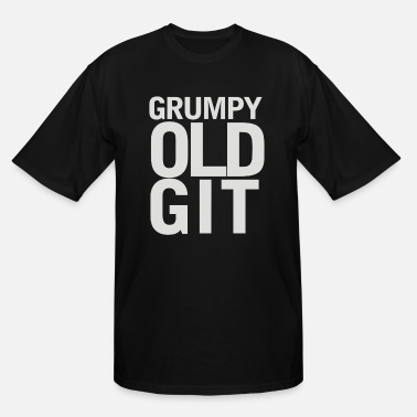 Grumpy In The Morning Grumpy - Men's Tall T-Shirt