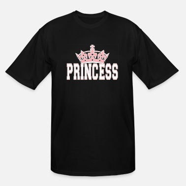 Womens Princess PRINCESS WOMENS - Men's Tall T-Shirt
