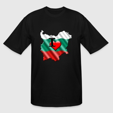 Bulgaria - Men's Tall T-Shirt