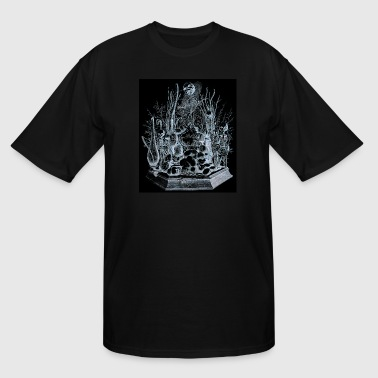 Ghastly Musicale - Men's Tall T-Shirt