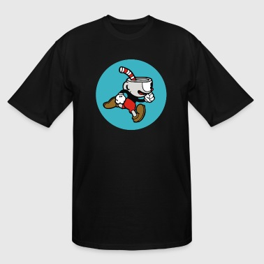 Cuphead - Men's Tall T-Shirt