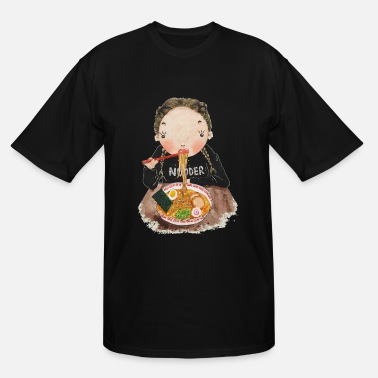 The Longest Ramen Girl - Men's Tall T-Shirt