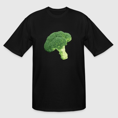 Photorealistic Photorealistic Green Broccoli - Men's Tall T-Shirt