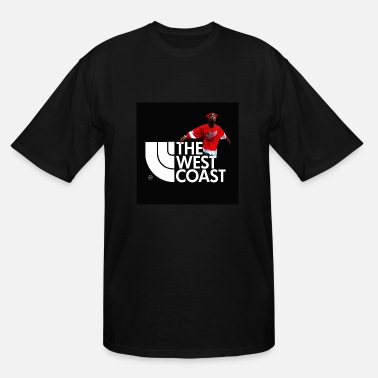 Latino THE WEST COAST - Men's Tall T-Shirt