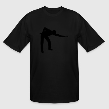 Pool Snooker Snooker of pool - Men's Tall T-Shirt