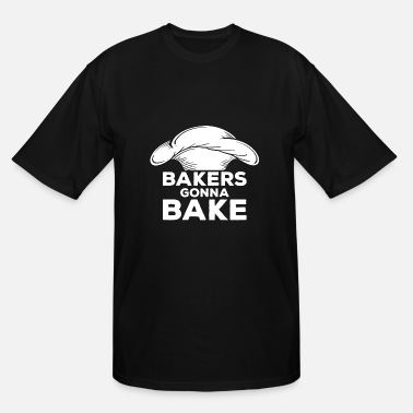 Baker Baker - Men's Tall T-Shirt