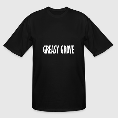 greasy grove - Men's Tall T-Shirt