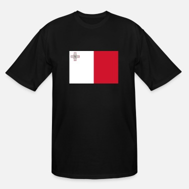 Malta Proud Malta - Men's Tall T-Shirt