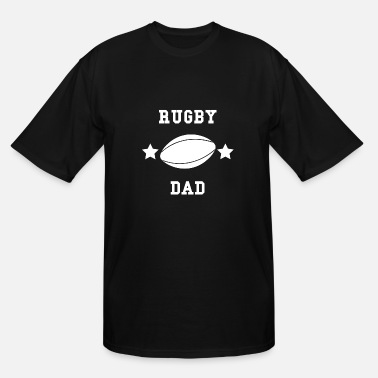 Rugby Dad Rugby Dad - Men's Tall T-Shirt