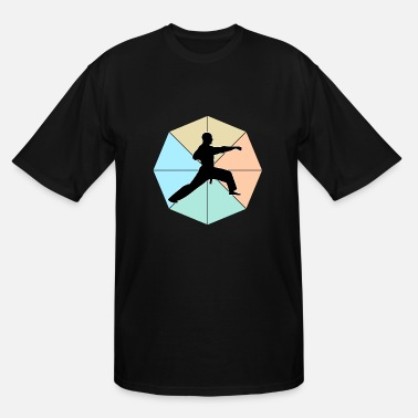 Fighter Fighter - Men's Tall T-Shirt
