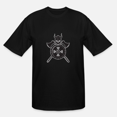 Emblem Viking Emblem - Men's Tall T-Shirt
