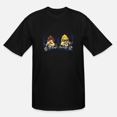 Chip Chips - Men's Tall T-Shirt