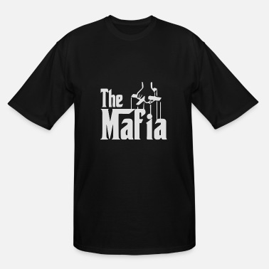 Mafia Music Mafia - Men's Tall T-Shirt