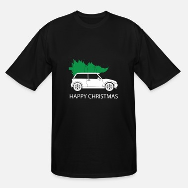 Happy Christmas Happy Christmas - Men's Tall T-Shirt