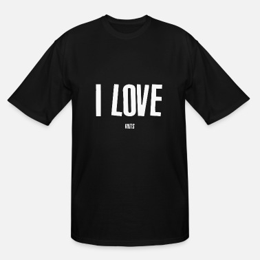 I Love Insects Ant - I love Ants Design Ant Lover insects gift - Men's Tall T-Shirt